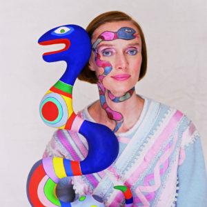Niki de Saint Phalle MEF