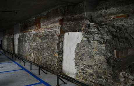 Mura di cinta romane di Via Sant_Agostino