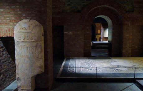 Sala del Museo Archeologico