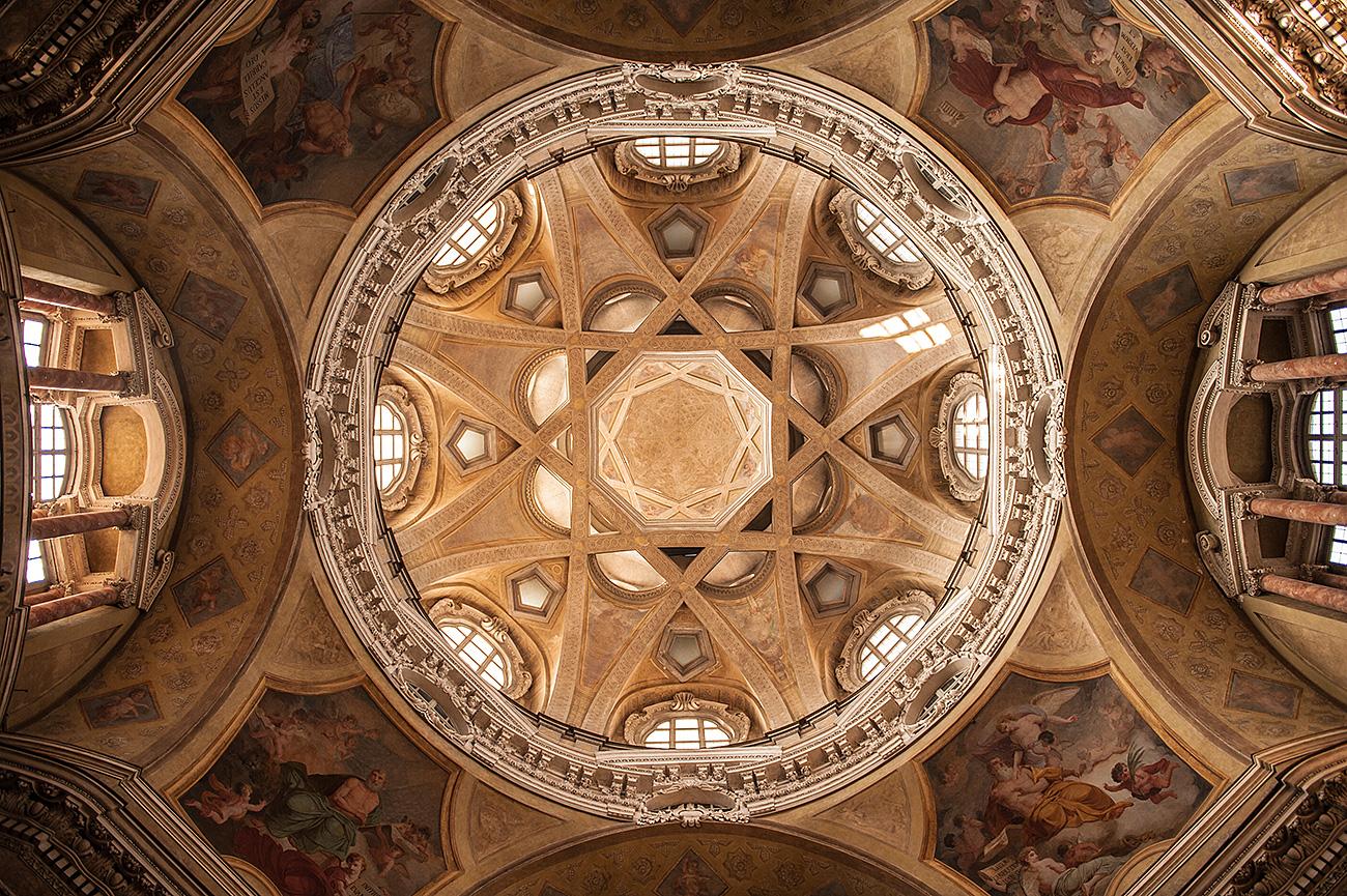Guarini, Chiesa di San Lorenzo