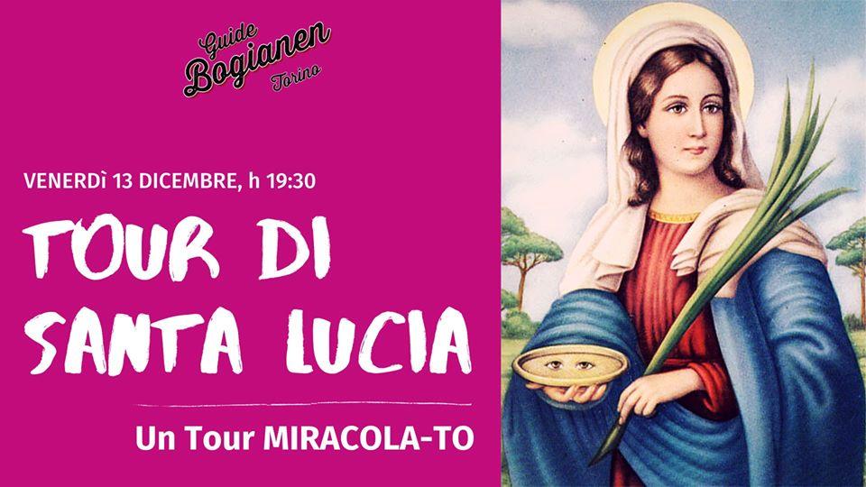 Tour di Santa Lucia - Luci d'Artista XXII edizione