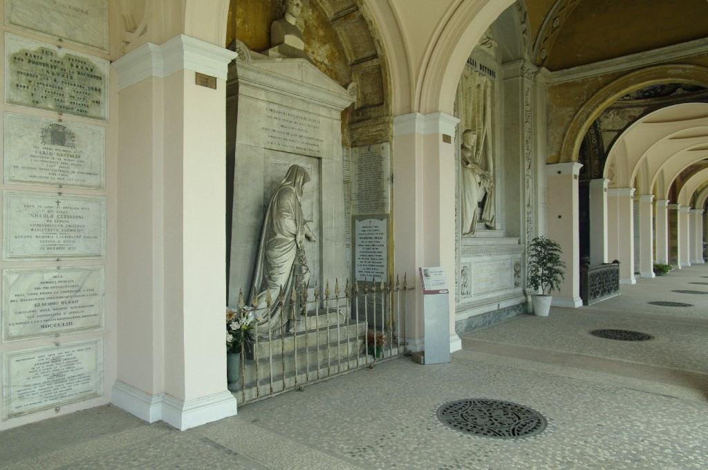 Cimitero monumentale, Liberty